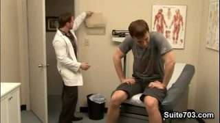 gay erotic massage videos appointment with a muscular doctor